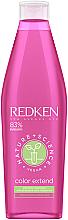 Parfumuri și produse cosmetice Șampon pentru protejarea culorii părului vopsit - Redken Nature + Science Color Extend Shampoo