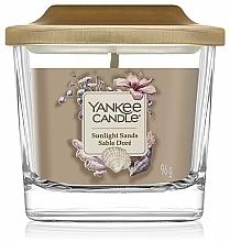 Parfumuri și produse cosmetice Lumânare aromată - Yankee Candle Elevation Sunlight Sands