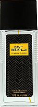Parfumuri și produse cosmetice David Beckham Classic Touch Limited Edition - Deodorant