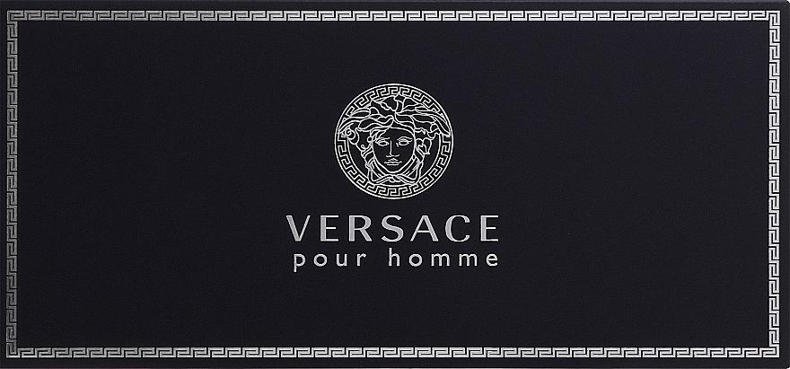 Versace Versace Pour Homme - Set (edt/5ml + sh/gel/25ml + ash/balm/25ml) — Imagine N1