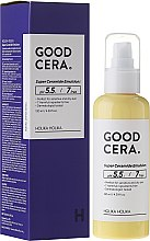 Parfumuri și produse cosmetice Emulsie hidratantă - Holika Holika Good Cera Super Ceramide Emulsion