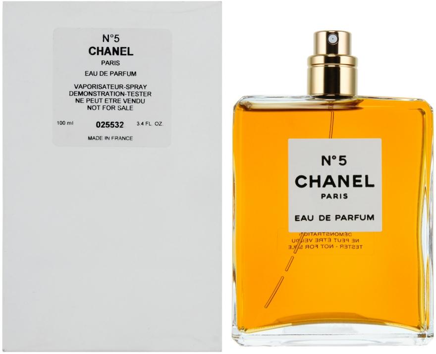Chanel N5 - Apă de parfum (tester fără capac) — Imagine N3