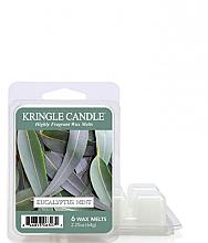 Parfumuri și produse cosmetice Ceară aromatică - Kringle Candle Eucalyptus Mint Wax Melt