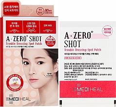 Parfumuri și produse cosmetice Patch-uri pentru față - Mediheal A-Zero Shot Trouble Dressing Spot Patch