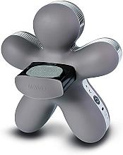 Parfumuri și produse cosmetice Difuzor electronic, gri - Mr&Mrs George Soft Touch Gray
