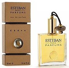 Parfumuri și produse cosmetice Esteban Cedre - Apă de parfum