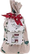 Parfumuri și produse cosmetice Set - Baylis & Harding The Fuzzy Duck (h/cr/50 ml + show/cr/100 ml)