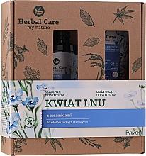 Parfumuri și produse cosmetice Set - Farmona Herbal Care (shm/330ml + cond/200ml)