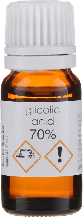 Acid glicolic 70% pH 0,1 - BingoSpa