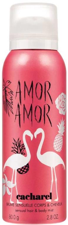 Cacharel Amor Amor - Mist pentru corp  — Imagine N1