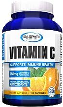 "Parfumuri și produse cosmetice Supliment alimentar ""Vitamina C"", 750 mg - Gaspari Nutrition Vitamin C 750mg"