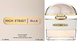 Parfumuri și produse cosmetice Armaf High Street Elle - Apă de parfum