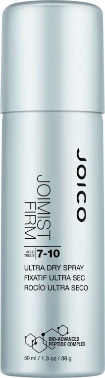 Lac cu uscare rapidă, fixare puternică (7-10) - Joico Style and Finish Joimist Firm Ultra Dry Spray-Hold 7-10 — Imagine N2