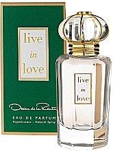 Parfumuri și produse cosmetice Oscar de la Renta Live in Love - Apă de parfum