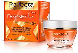 Parfumuri și produse cosmetice Cremă de față - Perfecta Fenomen C 40+ Cream