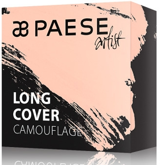 Concealer - Paese Long Cover Camouflage