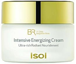 Parfumuri și produse cosmetice Cremă de față - Isoi Bulgarian Rose Intensive Energizing Cream