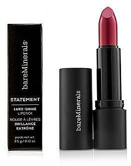 Ruj de buze - Bare Escentuals Bare Minerals Statement Luxe Shine Lipstick — Imagine N1