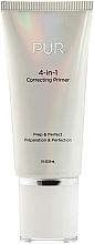 Parfumuri și produse cosmetice Primer pentru față - Pur 4-In-1 Correcting Primer Prep & Perfect