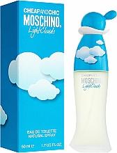Moschino Cheap and Chic Light Clouds - Apă de toaletă — Imagine N2