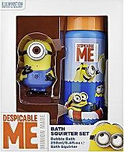 Parfumuri și produse cosmetice Set - Corsair Despicable Me (bath/f/250ml + toy)