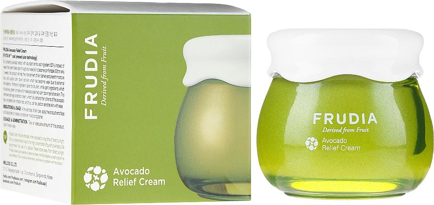 Cremă de față - Frudia Relief Avocado Cream — Imagine N1