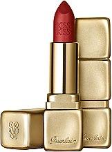 Parfumuri și produse cosmetice Ruj mat de buze - Guerlain KissKiss Matte Lipstick