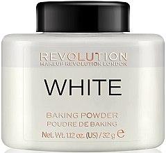 Parfumuri și produse cosmetice Pudră de față - Makeup Revolution Baking Powder