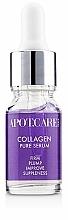 Parfumuri și produse cosmetice Ser cu efect de netezire pentru față - APOT.CARE Pure Seurum Collagen