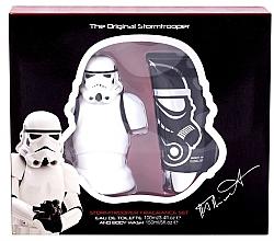 Parfumuri și produse cosmetice Disney Star Wars Stormtrooper - Set (edt/100ml + sh/gel/150ml)