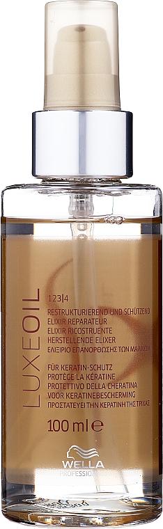 Elixir revitalizant - Wella SP Luxe Oil Reconstructive Elixir