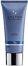 Parfumuri și produse cosmetice Balsam pentru netezirea părului - System Professional Lipidcode Smoothen Conditioner S2