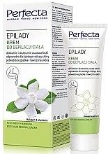 """Parfumuri și produse cosmetice Cremă pentru epilat """"Colagen și Allantoin"""" - Perfecta Epilady"""