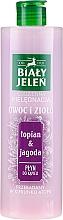 Parfumuri și produse cosmetice Spumă de baie - Bialy Jelen Fruit and Herb