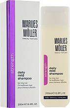 Parfumuri și produse cosmetice Șampon - Marlies Moller Strength Daily Mild Shampoo