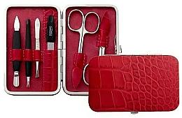 Parfumuri și produse cosmetice Set manichiură - DuKaS Premium Line PL 126CVK