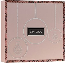 Parfumuri și produse cosmetice Jimmy Choo Eau de Parfum - Set (edp/100 ml + b/lot/100 ml + edp/7.5 ml)