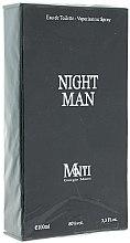 Parfumuri și produse cosmetice Giorgio Monti Night Man - Apă de toaletă