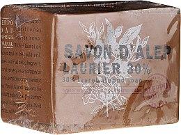 Săpun de Alepo cu ulei de laur 30% - Tade Aleppo Laurel Soap 30% — Imagine N1