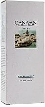 Parfumuri și produse cosmetice Săpun-cremă de corp - Canaan Minerals & Herbs Body Cream Soap