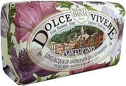 "Parfumuri și produse cosmetice Săpun ""Portofino"" - Nesti Dante Portofino Soap"