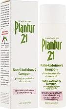 Parfumuri și produse cosmetice Șampon împotriva căderii părului vopsit - Plantur Nutri-Coffein Shampoo