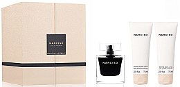 Parfumuri și produse cosmetice Narciso Rodriguez Narciso - Set (edt/90ml + sh/cr/75ml + b/lot/75ml)