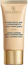 Parfumuri și produse cosmetice Fond de ten matifiant - Collistar Long-Lasting Matte Foundation