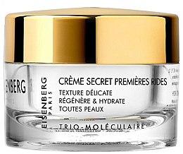 Parfumuri și produse cosmetice Cremă antirid pentru față - Jose Eisenberg Creme Secret Premieres Rides