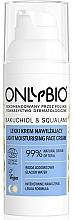 Parfumuri și produse cosmetice Cremă hidratantă de față - Only Bio Bakuchiol & Squalane Light Moisturising Face Cream