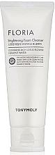 Parfumuri și produse cosmetice Spumă de curățare pentru față - Tony Moly Floria Brightening Foam Cleanser