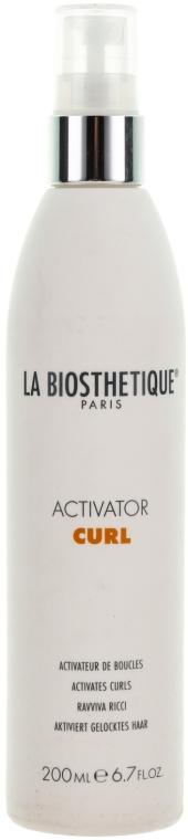 Spray activator pentru bucle - La Biosthetique Curl Activator — Imagine N1