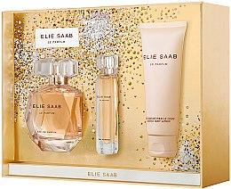 Parfumuri și produse cosmetice Elie Saab Le Parfum - Set (edp/90ml + edp/10ml + b/lot/75ml)