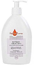 Parfumuri și produse cosmetice Gel pentru igiena intimă - NeBiolina Dermo Detergente Intimo Delicado